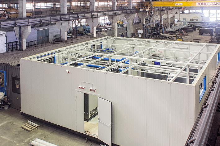 Электротехническое производство Автоматизированные системы и   привели к созданию собственного производства с использованием современного электромонтажного маркировочного и упаковочного оборудования